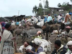Mercado Lalibela