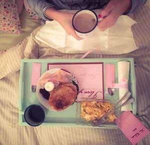 Desayuno está servido