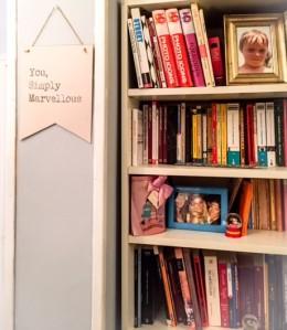 Libros y recuerdos