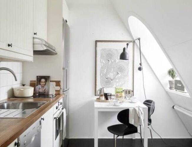 10 mini cocinas inspiradoras