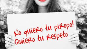 quiero tu respeto